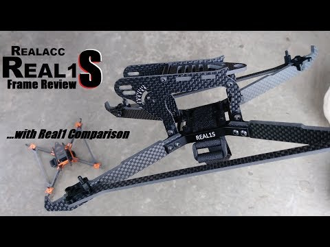 Realacc Real1S (STRETCHED X) Frame from Banggood - UC92HE5A7DJtnjUe_JYoRypQ