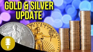 Where Is Gold & Silver Headed From Here?   Golden Rule Radio