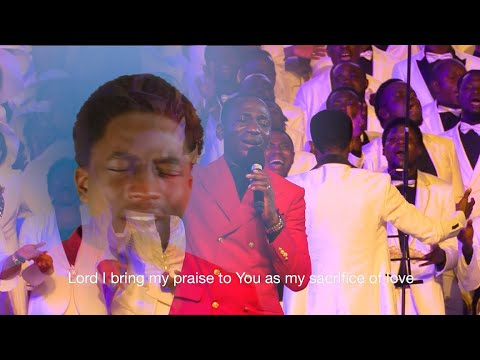 LORD I COME BEFORE YOUR MAJESTY BY DR PAUL ENENCHE FEAT. PAUL DANIEL PAUL-ENENCHE AND THE DVI