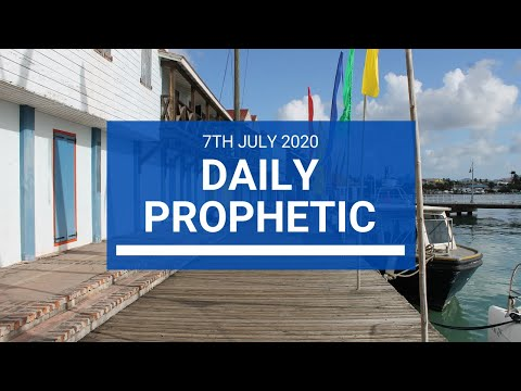Daily Prophetic 7 July 2020 4 of 10