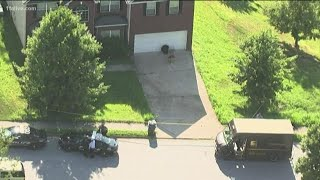 UPS employee shot delivering package, police say