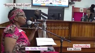 Dr. Stella Nyanzi's Speech in Court at Her Judgement Day At Buganda Road Court
