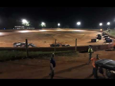 Ararat Thunder Raceway (602 Late Models) 8-27-21 - dirt track racing video image