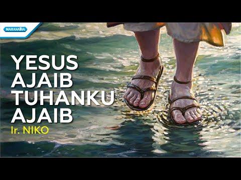Yesus Ajaib Tuhanku Ajaib - Ir. Niko (with lyric)