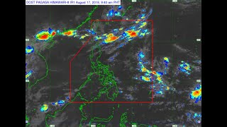 Metro Manila, most parts of PH to have cloudy skies on Saturday — Pagasa