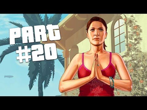 """GTA 5 - First Person Walkthrough Part 20 """"Did Somebody Say Yoga?"""" (GTA 5 PS4 Gameplay) - UC2wKfjlioOCLP4xQMOWNcgg"""