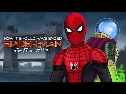 How Spider-Man Far From Home Should Have Ended - UCHCph-_jLba_9atyCZJPLQQ