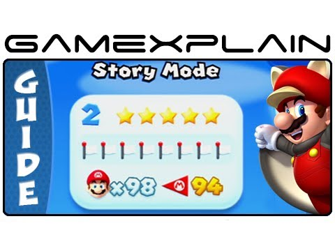 Super Mario 3D World Trick: Easily Beat All Levels as All 5