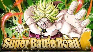 EZA PHY LSSJ BROLY VS. CATEGORY SUPER BATTLE ROAD! (DBZ: Dokkan Battle)