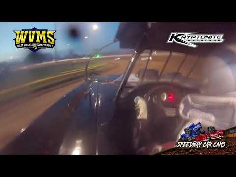 #C4 Freddie Carpenter - West Virginia Motor Speedway 4-24-21 - Super Late Model - dirt track racing video image