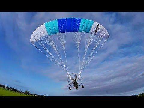 H-King High Performance Paramotor MAIDEN FLIGHT! From Hobbyking - UCLqx43LM26ksQ_THrEZ7AcQ