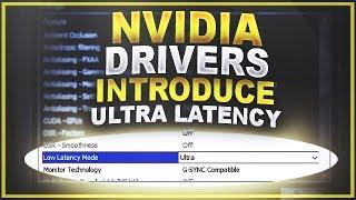 Latest Nvidia drivers beta feature