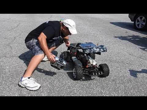 HobbyKing - Frankentrucks - Electric jet powered R/C car