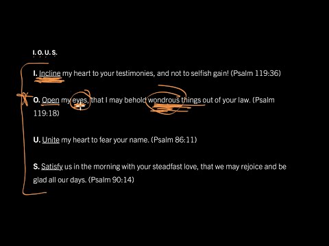 Four Obstacles in Bible Reading // Part 2 // I Dont See Wonders