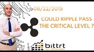 Could Ripple pass the critical level? - 4-hour and hour RIPPLE technical analysis