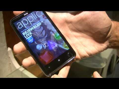 HTC HD7 windows phone 7 preview ITA - UCdufkvMrmyR1TMhDG8PhsJw