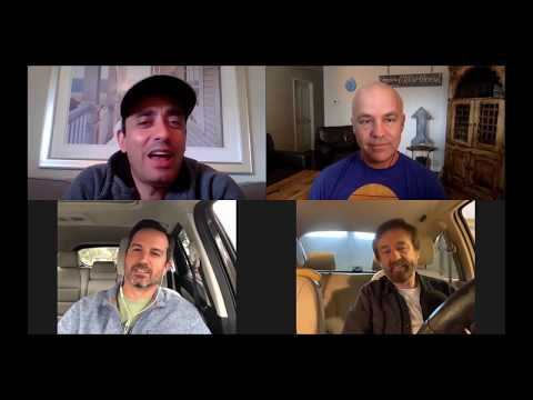 Here's How Ray Comfort & Gang Make the Most of Quarantine!  Way of the Master: Home Edition, Ep. 4