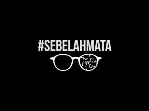 Sebelah Mata (Video Lirik) [Efek Rumah Kaca Remix Cover]
