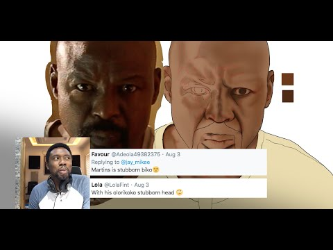 JAYMIKEE  Tweets Response for Abattoir Season 1 (November 2020)