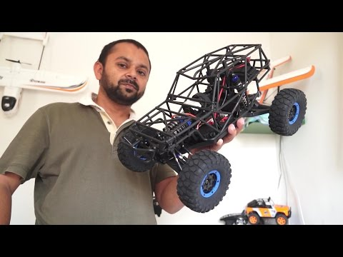WLtoys 10428A RC Electric 4WD Wild Truck Indoor Review - UCsFctXdFnbeoKpLefdEloEQ