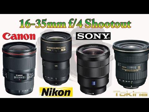 Canon 16-35mm II vs Tokina 16-28mm Lens Review | FpvRacer lt