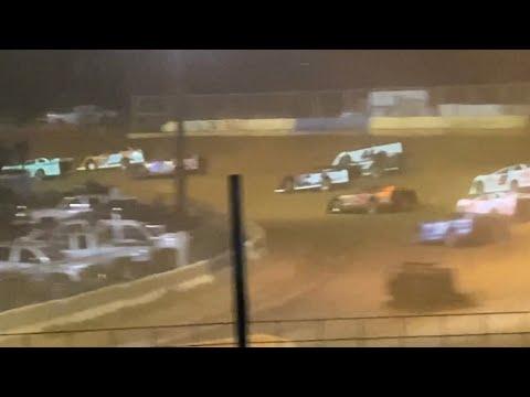 10/2/2021 Main 604 Late Models Cherokee Speedway - dirt track racing video image