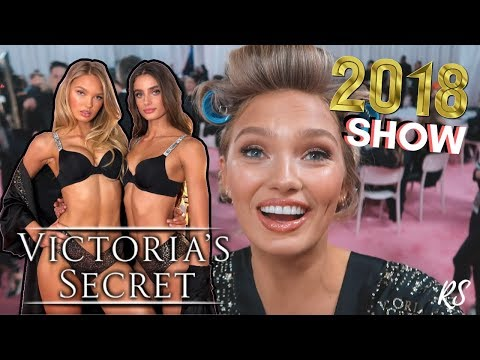 The Victoria's Secret Fashion Show 2018; SHOWTIME - UCOXFVINC6GCo86LBy0NQCIg