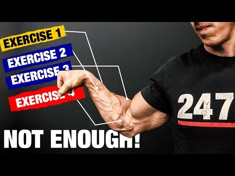 The PERFECT Forearm Workout (Sets and Reps Included) - UCe0TLA0EsQbE-MjuHXevj2A