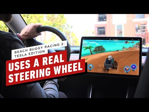 New Tesla Racing Game Uses Real Car's Steering Wheel and Pedals - UCKy1dAqELo0zrOtPkf0eTMw