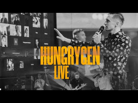 HungryGen Live  Transformation Through Prayer - Pastor Ilya