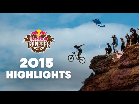 Red Bull Rampage 2015: Top Freeride Mountain Bike Highlights - UCXqlds5f7B2OOs9vQuevl4A