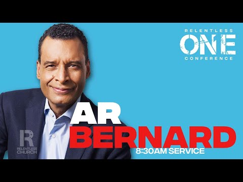 Dr. A.R. Bernard   ONE Conference '21  8:30AM