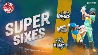 Super Sixes Winnipeg Hawks vs Vancouver Knights  Final match Highlights  GT20 Canada 2019