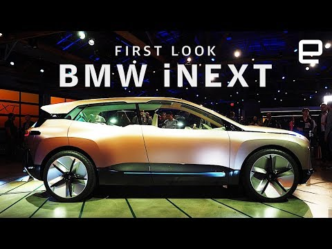 BMW iNext First Look at Automobility LA 2018 - UC-6OW5aJYBFM33zXQlBKPNA