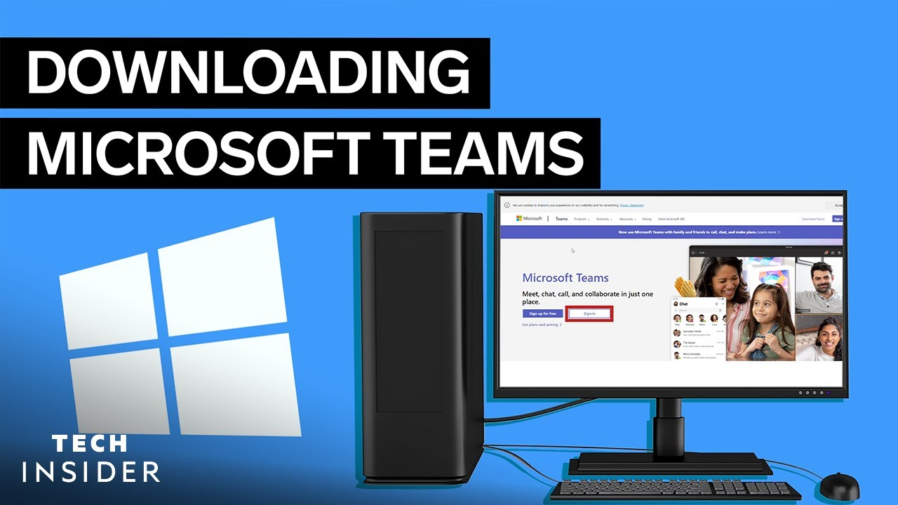 How To Download Microsoft Teams