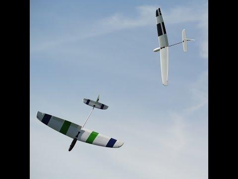Libelle Maiden Flight, Dream-Flight com | Racer lt