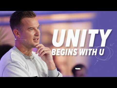 Unity begins with U. - A Message From