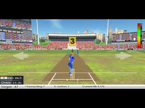 Real World Cricket T20 Champions(By Big - Free Games) Android Gameplay[HD]