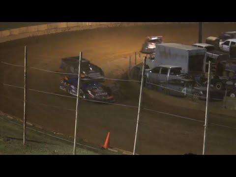 Limited Late Model at Winder Barrow Speedway May 27th 2021 - dirt track racing video image