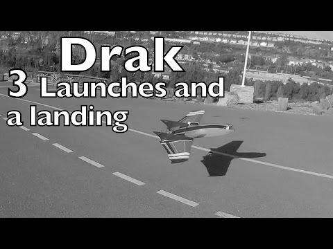 3 Launches and a Landing! Ritewing Drak - UCKy1dAqELo0zrOtPkf0eTMw