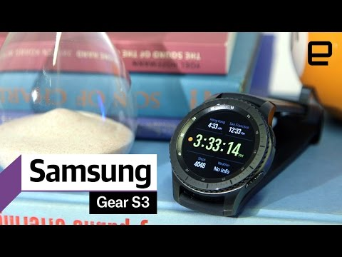 Samsung Gear S3 Frontier: Review - UC-6OW5aJYBFM33zXQlBKPNA