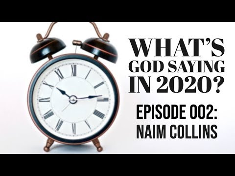 2020 Prophecy: Issachar Grace Coming Upon Church & More
