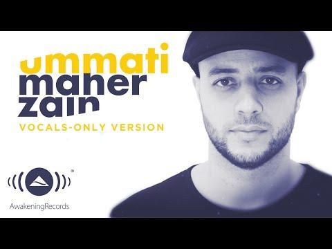 Ummati (Video Lirik) [Arabic Vocals Only Version]