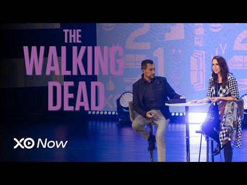 The Walking Dead  Luis and Kristen Romn