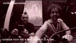 Radioturismo #2 Distorsión visita a Rock Al Rock / Otros Espejos