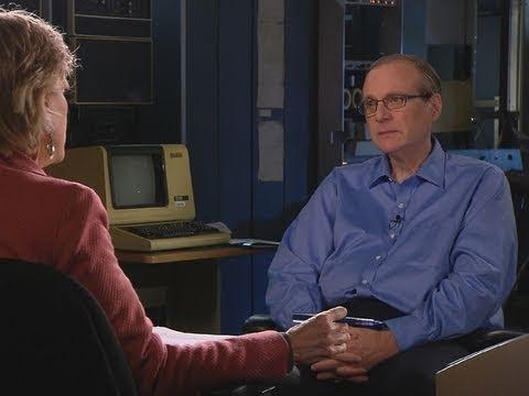 Paul Allen on Gates, Microsoft - UC8p1vwvWtl6T73JiExfWs1g