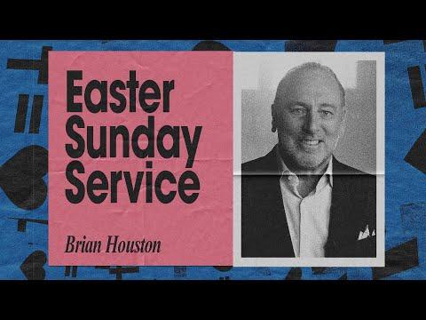 Easter Sunday Service with Brian Houston w/ Tasha Cobbs Leonard  Hillsong Church Online