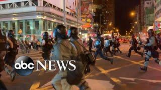 Protests in Hong Kong hits its 11th week
