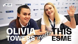 Olivia Towers chats to ThisEsme at the #FEIWorldCupFinals