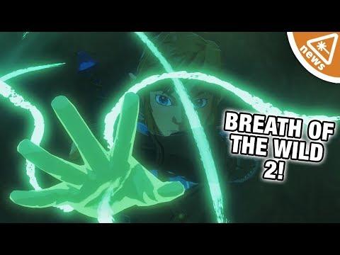 First Look at Zelda's Breath of the Wild Sequel Is Hiding Secret Details! (Nerdist News) - UCTAgbu2l6_rBKdbTvEodEDw